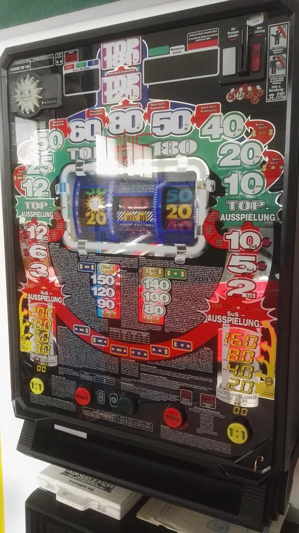 spielautomaten gebraucht mannheim