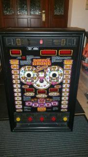 Spielautomat Geldspielautomat Doppel