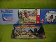 Spielesammlung / Gesellschaftsspiele / Kinderspiele