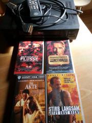 Spielfilmsammlung+Videoplayer
