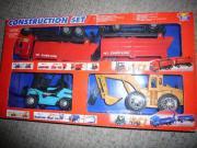 Spielzeug Autos-Bagger,