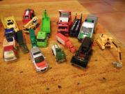 Spielzeugautos (verschiedene Modelle)