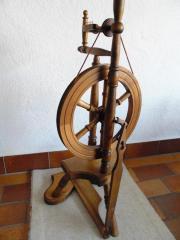 Spinnrad alt und