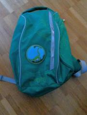 Sportrucksack Ergobag grün