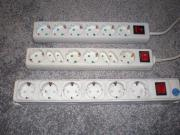 Steckerleisten mit Schalter