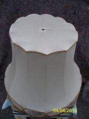 Stehlampen Schirm Stoff