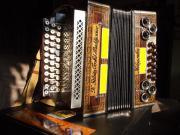 Steirische Harmonika ,Holz