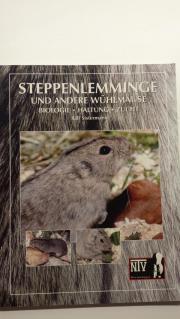 Steppenlemminge Buch