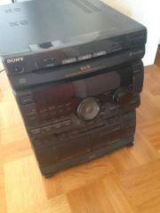 Stereoanlage Sony