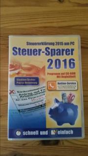 Steuerprogramm 2016