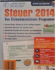 Steuerprogramm Steuer 2014