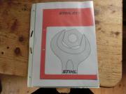 Stihl 017 Reparaturanleitung