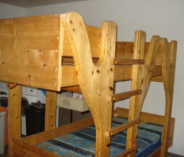 Stockbett f r kinder jugendliche in dornbirn kinder for Jugendzimmer stockbett