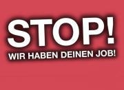 STOP! WIR HABEN