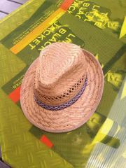 Strohhut Hut Mütze