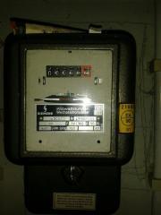 Stromzwischenzähler abzugeben