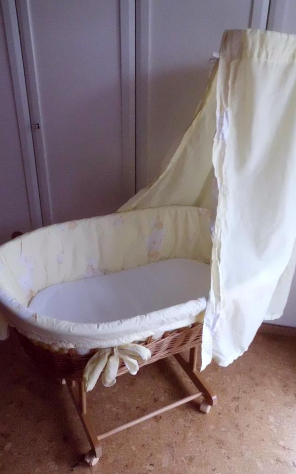 nestchen stubenwagen neu und gebraucht kaufen bei. Black Bedroom Furniture Sets. Home Design Ideas