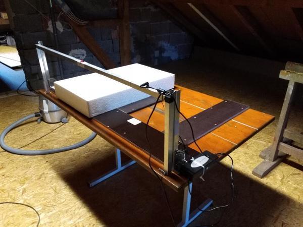 styropor hei er draht in hohenems sonstiges material f r den hausbau kaufen und verkaufen ber. Black Bedroom Furniture Sets. Home Design Ideas