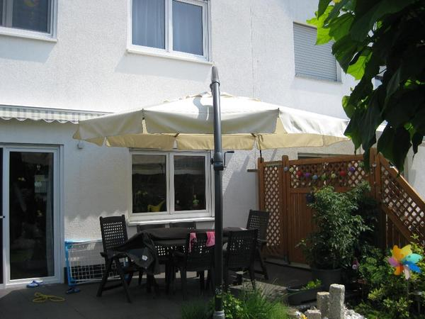 sungarden easy sun parasol ampelschirm 350 cm durchmesser in lampertheim sonstiges f r den. Black Bedroom Furniture Sets. Home Design Ideas
