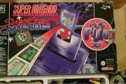 Super Nintendo Verkaufe SUPER NINTENDO SUPER GAME BOY adapter und SUPER MARIO WORLD Mit 3 weiteren Spiele Und zwei Controller Und alles was dazu gehört, Alles ... 350,- D-67547Worms Heute, 13:01 Uhr, Worms - Super Nintendo Verkaufe SUPER NINTENDO SUPER GAME BOY adapter und SUPER MARIO WORLD Mit 3 weiteren Spiele Und zwei Controller Und alles was dazu gehört, Alles