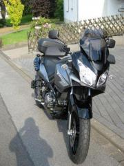 Suzuki DL650 V-