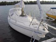 Tausche mein Segelboot