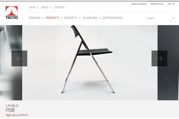 tecno stuhl klappstuhl besucherstuhl designer justus kolberg centro progetti in d sseldorf. Black Bedroom Furniture Sets. Home Design Ideas