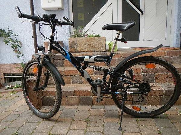 tecnobike sahara mountain bike fahrrad 26 zoll in waldsee. Black Bedroom Furniture Sets. Home Design Ideas