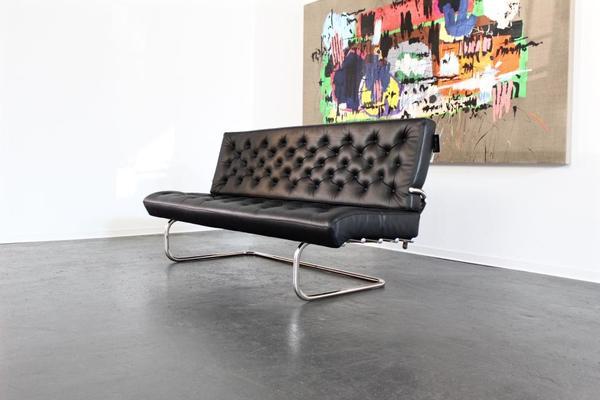 tecta 39 f40 marcel breuer bauhaus sofa design designersofa klassiker couch vitra knoll in. Black Bedroom Furniture Sets. Home Design Ideas