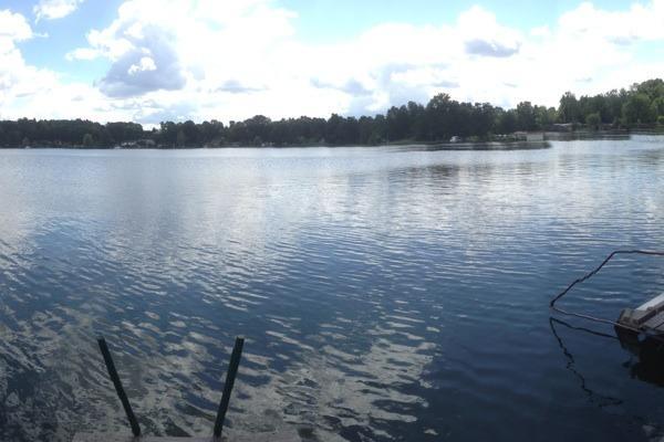 Teich weiher angelteich fischteich in friedberg for Fischteich schutz