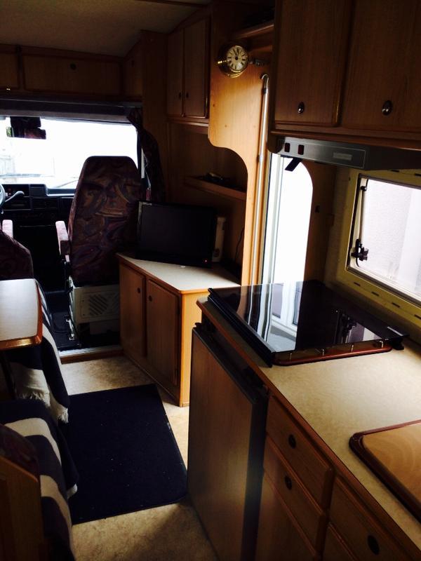 Teilintegriertes euramobil 670ti in b blingen wohnmobile kaufen und verkaufen ber private - Boblingen mobel ...