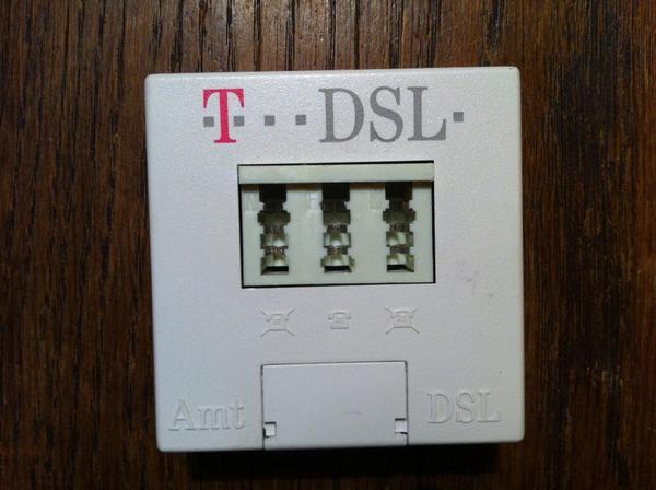 telekom adsl splitter 40 202 387 15 17 659 in tutzing telefonanlagen zubeh r kaufen und. Black Bedroom Furniture Sets. Home Design Ideas