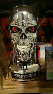 Terminator t2 Kopf