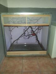 Terrarium 100x100x60cm