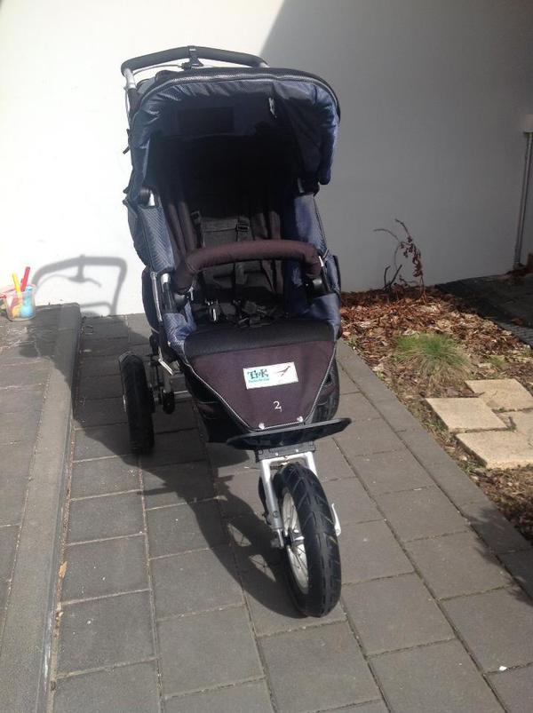 bild 6 buggys sportwagen tfk joggster 2. Black Bedroom Furniture Sets. Home Design Ideas