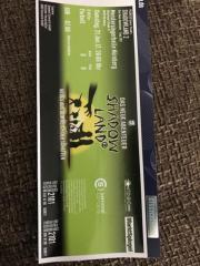 Ticket für ShadowLand