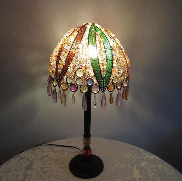 tiffany tischlampe kaufen gebraucht und g nstig. Black Bedroom Furniture Sets. Home Design Ideas