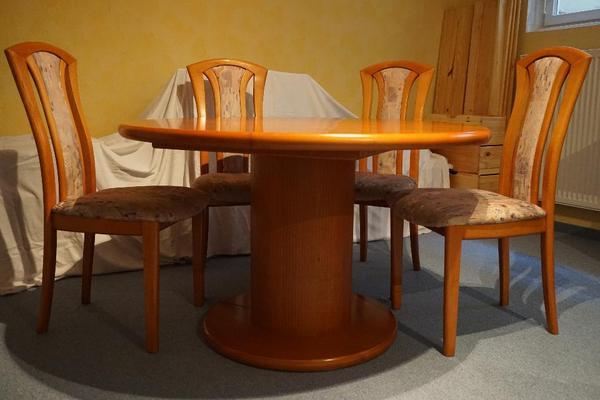 kirschbaum tisch neu und gebraucht kaufen bei. Black Bedroom Furniture Sets. Home Design Ideas