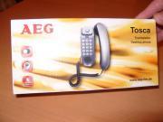 Tischtelefon AEG neu