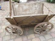 toller alter Handwagen,