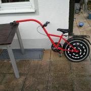 Trailer Kinderrad Nachläufer