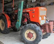 Traktor Schmalspurschlepper Krieger
