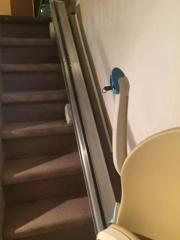 Treppenlift neuwertigen Zustand