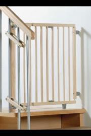 kinder treppen absturzsicherung aus holz wie neu in lampertheim laufst lle hochst hle. Black Bedroom Furniture Sets. Home Design Ideas