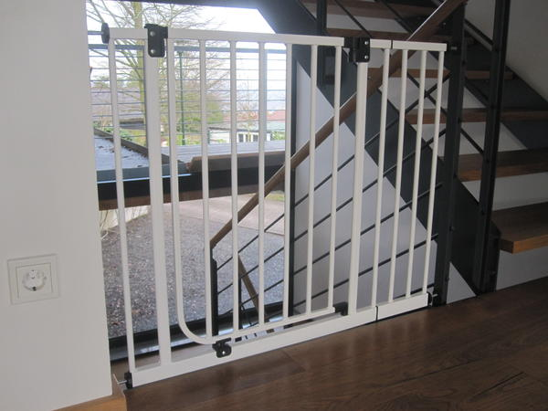 treppenschutzgitter neu und gebraucht kaufen bei. Black Bedroom Furniture Sets. Home Design Ideas
