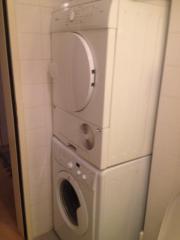Trockner und Waschmaschine