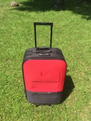 Trolley Koffer , wie