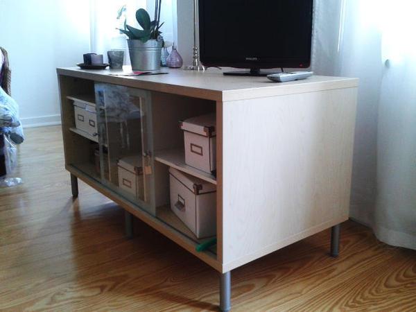 ikea tv bank birke rollen inspiration. Black Bedroom Furniture Sets. Home Design Ideas