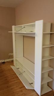 medienwand kaufen gebraucht und g nstig. Black Bedroom Furniture Sets. Home Design Ideas