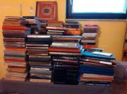 Über 500 Bücher